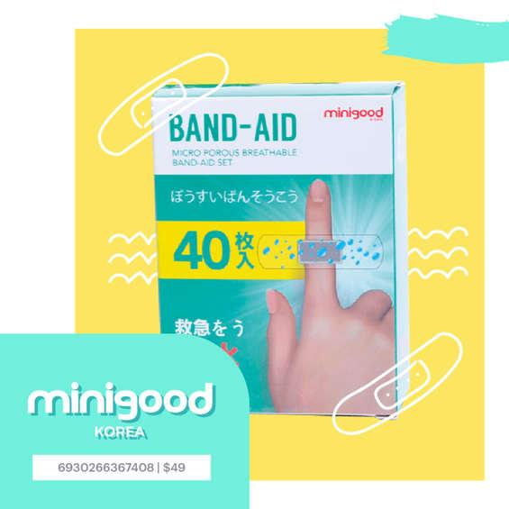 Ofertas de Minigood, Productos de salud