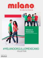 Ofertas de Milano, Orgullo Mexicano