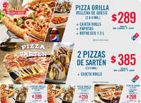 Paquetes Domino's