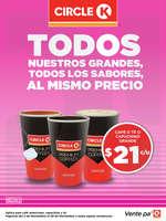 Ofertas de Circle K, Promociones Chihuahua