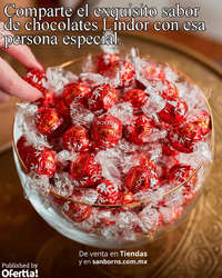 Chocolates Lindor