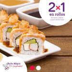 Ofertas de Sushi Itto, Noche Mágica