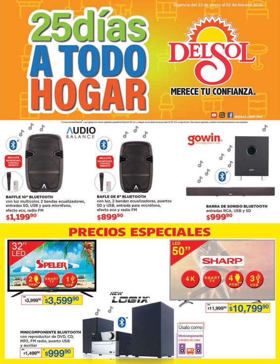 Del sol ofertas cat logos y folletos ofertia - Electronica del hogar ...