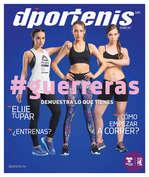 Ofertas de Dportenis, Revista Octubre