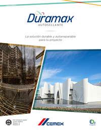 Concreto Duramax Autosellante