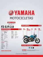 Ofertas de Yamaha, FZ-S FI 2.0