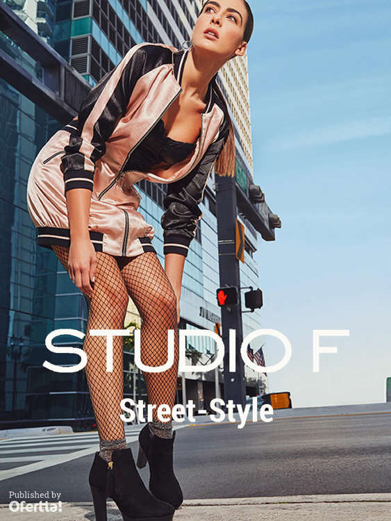 Ofertas de Studio F, Street style