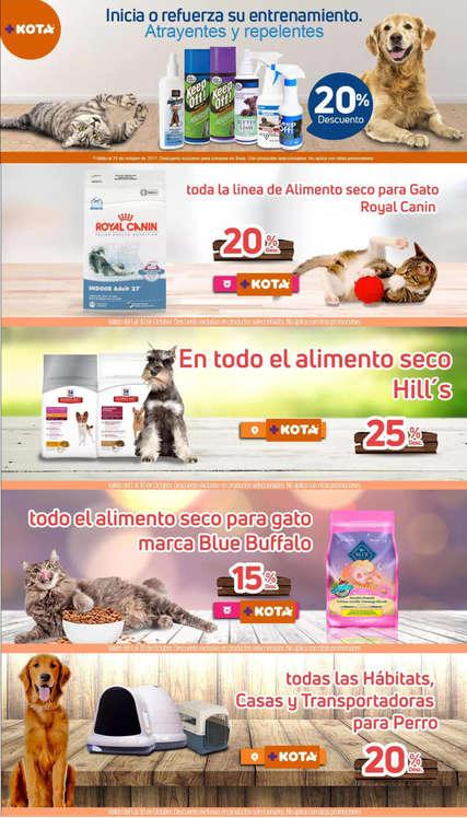Ofertas de Maskota, Promociones Octubre