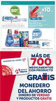 Ofertas de Farmacias del Ahorro, Cuidar tu salud es nuestro mejor regalo - CDMX