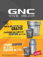 Ofertas de GNC, Promociones ISOPURE