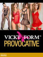 Ofertas de Vicky Form, Vicky Form Invierno Provocative
