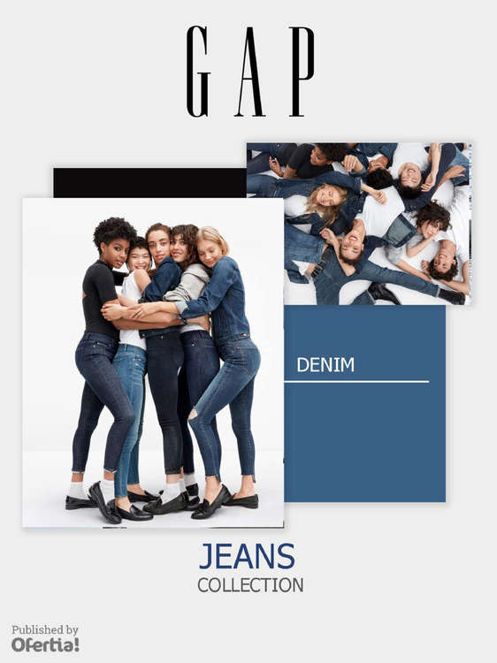 Ofertas de GAP, Denim