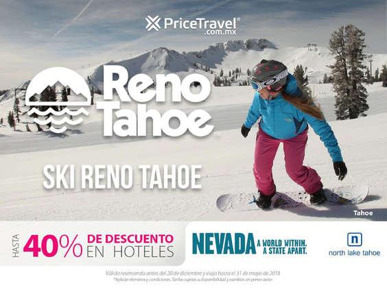 Ofertas de Price Travel, Reno Tahoe