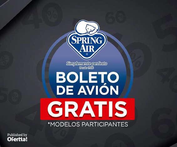 Ofertas de Atlas Del Descanso, Boleto de avión gratis