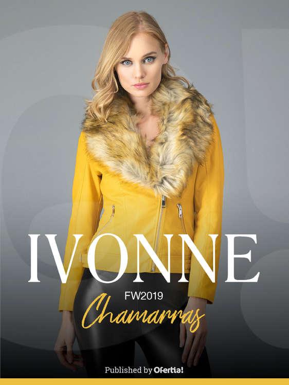 Ofertas de Ivonne, Chamarras