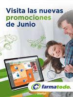Ofertas de Farmatodo, Promociones de junio