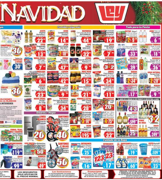 Ofertas de Casa Ley, Brillos de Navidad - Tepic & Xalisco