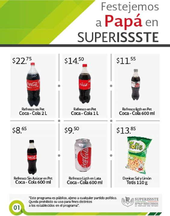 Ofertas de SUPERISSSTE, Junio