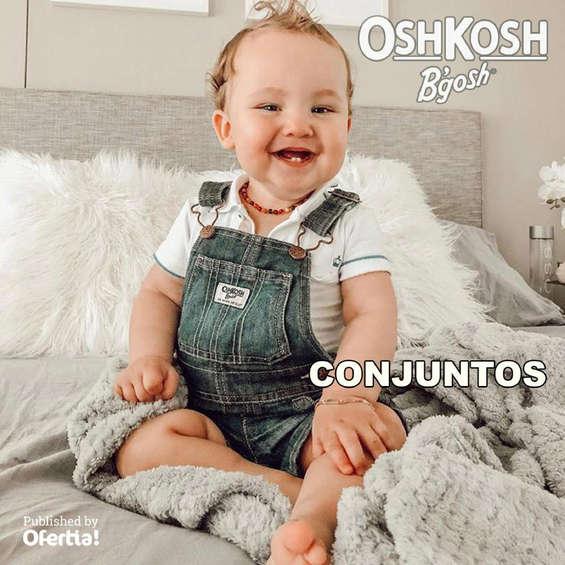Ofertas de OshKosh, Conjuntos