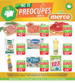 Ofertas de Merco, No te preocupes ven a merco