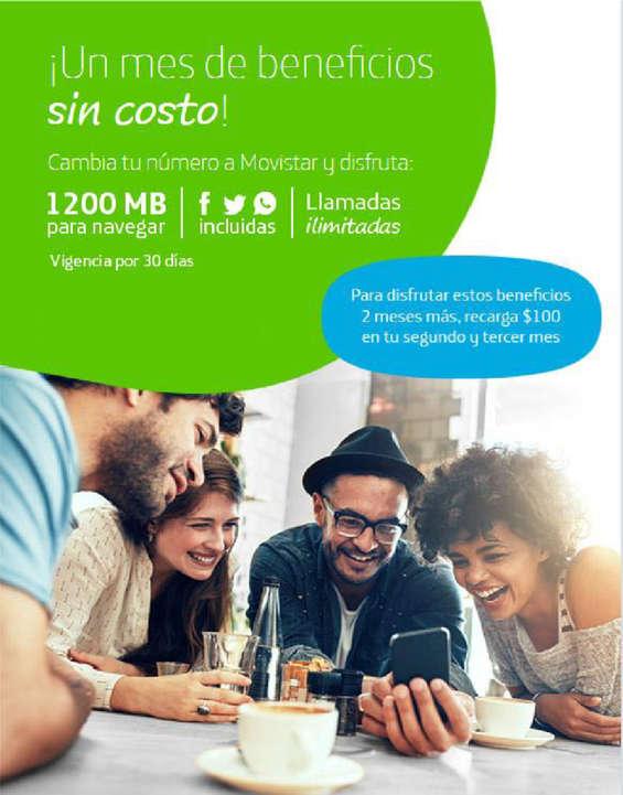 Ofertas de Movistar, Cambia de compañía