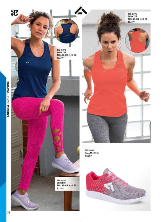 5410aca2dc Ropa deportiva mujer en San Francisco de Campeche - Catálogos ...