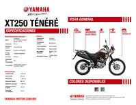 XT250 TENERE
