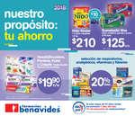 Ofertas de Farmacias Benavides, Nuestro propósito: tu ahorro