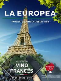 6a muestra del vino francés