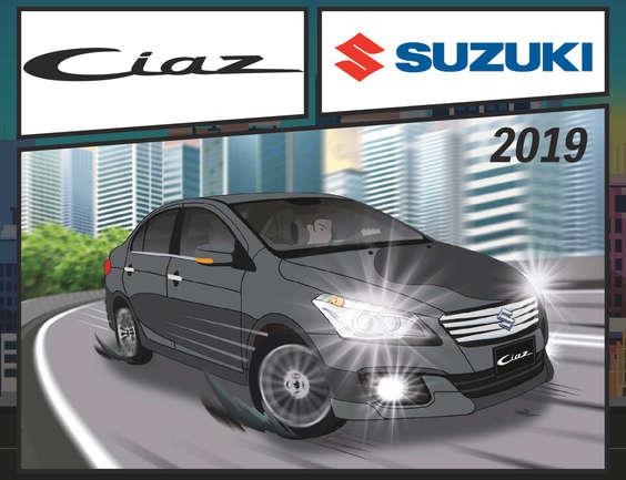 Ofertas de Suzuki Autos, ciaz 2019