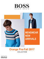 Ofertas de Hugo Boss, Boss Orange Prefall Man