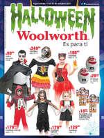 Ofertas de Woolworth, Halloween Woolworth