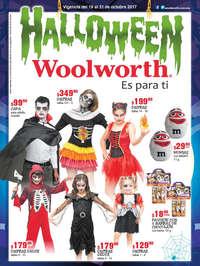 Halloween Woolworth