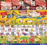 Ofertas de S-Mart, Viernes, sábado y domingo abarrotero - PLANA