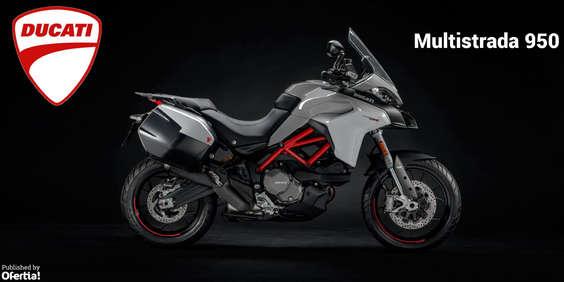 Ofertas de Ducati, Multistrada 950 - 2019