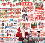 Ofertas de H-E-B, Lo mejor de la Navidad está en H-E-B