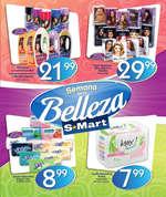 Ofertas de S-Mart, Semana de la Belleza S-mart