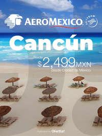 Cancún desde $2499