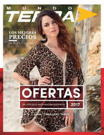 Ofertas de Mundo Terra, Ofertas 2017