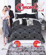 Ofertas de Colchas Concord, Campaña 1