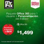 Ofertas de Office Depot, Office 365