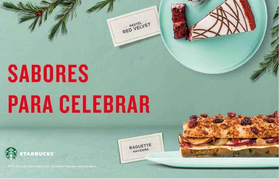 Ofertas de Starbucks, Sabores para celebrar