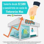 Ofertas de Tintorerías Max, Invierte desde $7,500