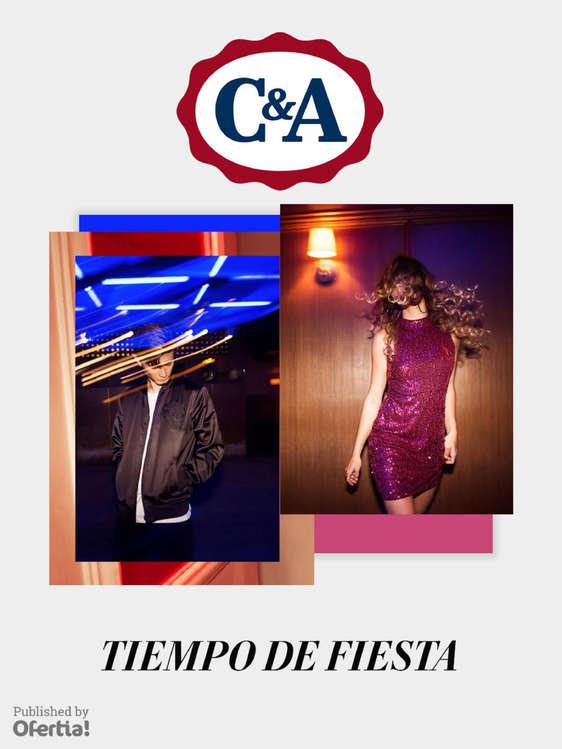 Ofertas de C&A, Tiempo de Fiesta