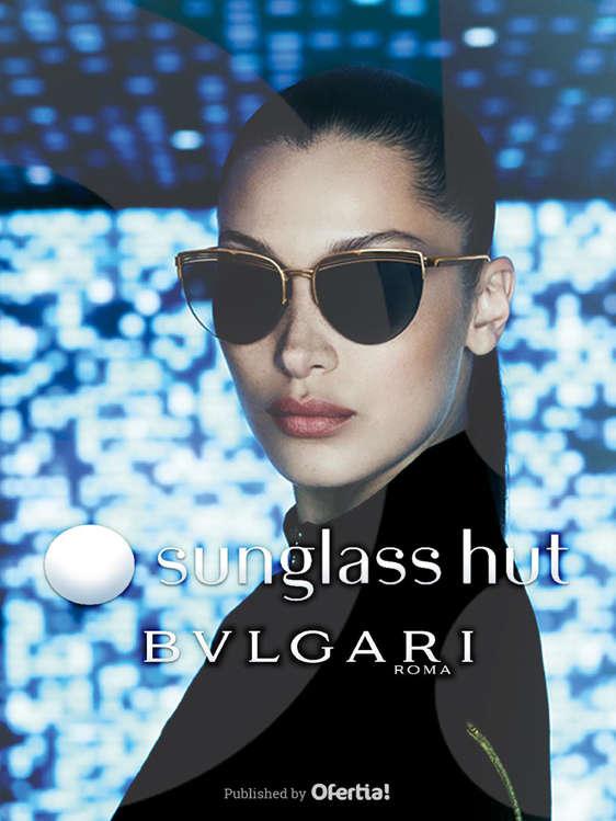 Ofertas de Sunglass Hut, BVLGARI sunglasses