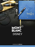 Ofertas de Mont Blanc, Mont Blanc Disney