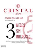 Ofertas de Cristal Joyas, Compra Joyas y Relojes a 3Meses Sin Intereses