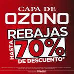 Ofertas de Capa de Ozono, Hasta 70% de descuento
