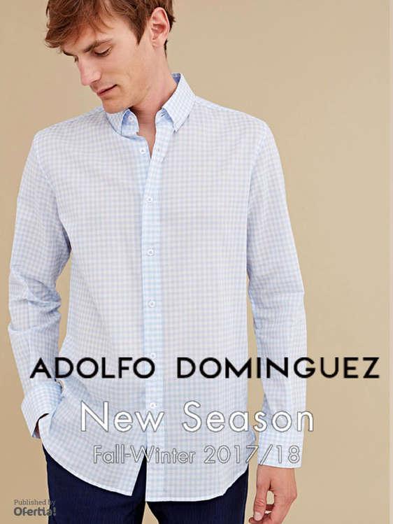 Ofertas de Adolfo Dominguez, New Season