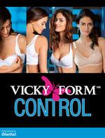 Ofertas de Vicky Form, Vicky Form Invierno Control